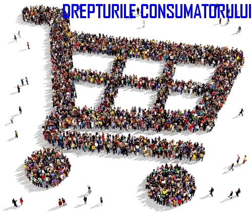 Protectia consumatorului