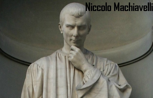 Machiavelli – un etalon al politicii medievale