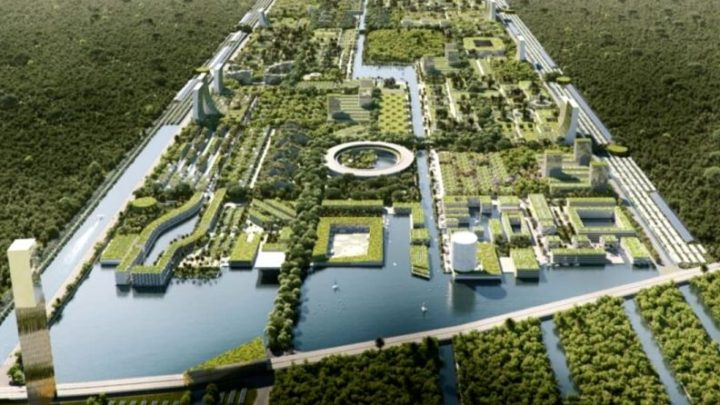 'Smart Forest City – Cancun' va fi primul oras autosustenabil din Mexic