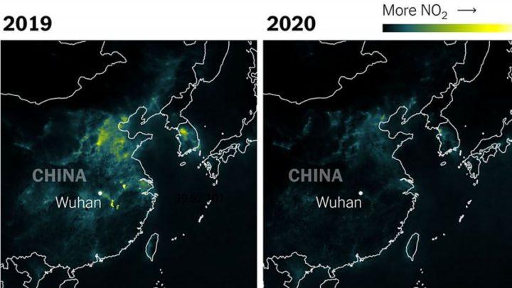 Impactul virusului COVID-19 asupra schimbarilor climatice