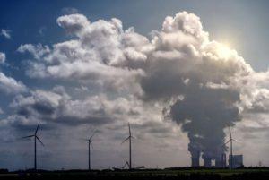Termocentrala pe carbuni sau turbine eoliene?