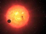 Doua planete mai mari decat Pamantul se rotesc in jurul stelei GJ 887.