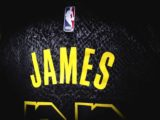 Tricoul lui LeBron James la Los Angeles Lakers